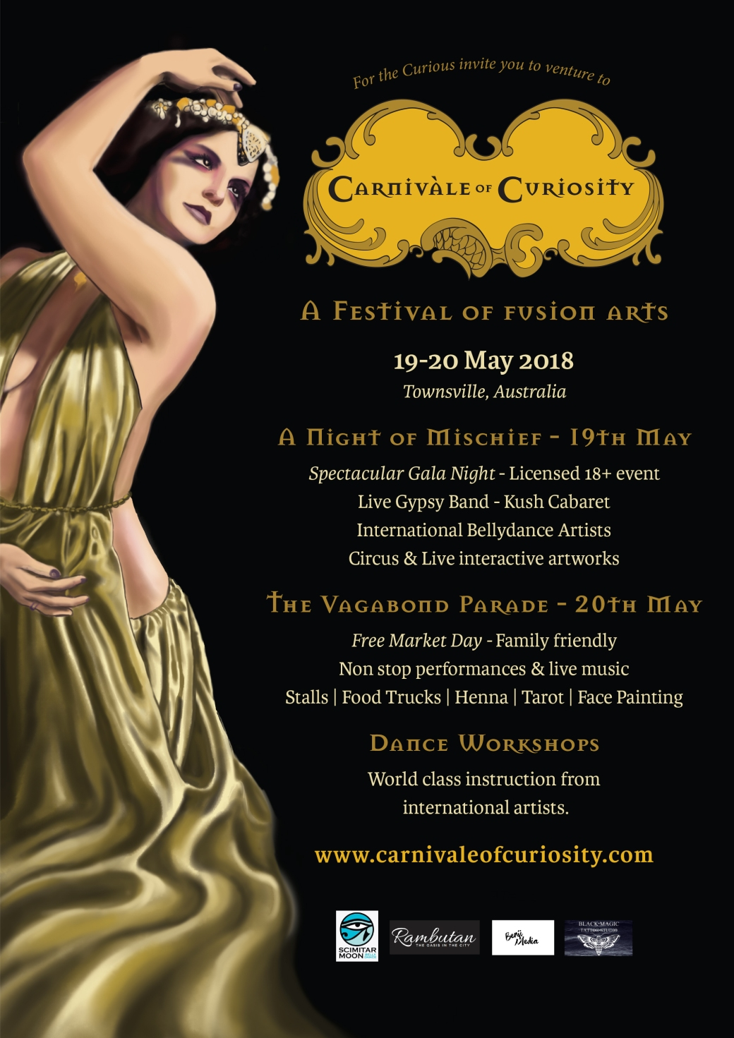 Carnivale Poster UPDATED